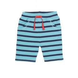 Shorts - Frugi - Little Stripy Shorts 3-6, 6-12, 12-18, 18-24