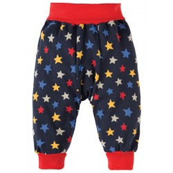 Pants - Frugi Parsnip - Starlight  - 3-6m,  12-18, 18-24  and  3-4y - sale