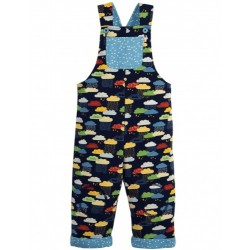 Dungarees - Frugi - AW18 - Leigh - Warm Scandi Skies - 3-4y - sale