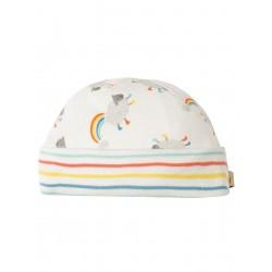 Hat - Frugi  - Little Lamb - 0-3m  - sale