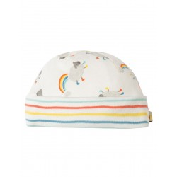 Hat - Frugi - AW8 - drop 1 - Little Lamb - 0-3m