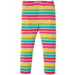 Leggings - Frugi  Libby - AW18  - Rainbow Marl Breton- 0-3, 3-6, 6-12, 12-18m and   4-5 and 6-7,  7-8,  8-9y