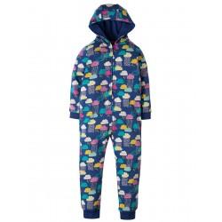 Snuggle suit - Frugi - AW18 - BIG - Bright Scandi skies - 2-3, 3-4, 4-5, 5-6, 6-7y