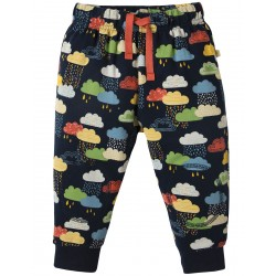 Crawlers - Frugi - AW18 - Snuggle- Warm Scandi Skies -0-3, 3-6, 6-12,  12-18, 18-24m and 2-3,  3-4y