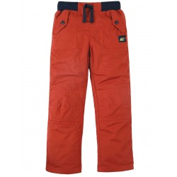 Trousers - Frugi - AW18 - Ripstop Combats - Campfire - 2-3, 5-6, 6-7y