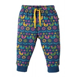 Crawlers - Frugi - AW18 -  Scandi Birds -  12-18, 18-24m and 2-3,  3-4y