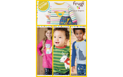 FRUGI - aw18 coming up soon