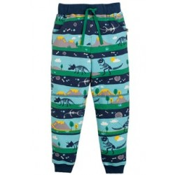 Trousers - Frugi - Joggers  -Dig up  Dino - sale