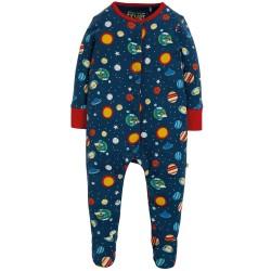 Babygrow - Frugi - Intergalactic  - Space - Independent Shop Exclusive - 0-3m   - sale