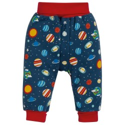 Trousers - Frugi - AW19  -  drop 2 - Parsnip pants - Intergalactic - Independents shop exclusive - 0-3m new