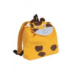 Bag - FRUGI -  Backpack Bag - Playtime Character Backpack - Giraffe  - sale