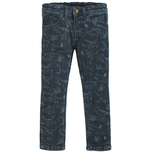 Trousers - Frugi - Jordan - Printed jeans - DINO  - last  item 45% off clearance sale