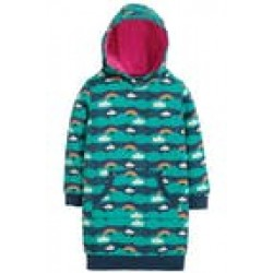 Dress - Frugi - AW19 - Harriet Hoody Dress - Above the Clouds - 4-5, 6-7, 7-8, 8-9, 9-10 -  expected to arrive at the middle of October