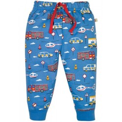 Crawlers - Frugi - AW19 - drop 3 -  Snuggle Crawlers - Save the Day - 0-3, 3-6, 6-12,12-18, 18-24m and 2-3 , 3-4y  - new
