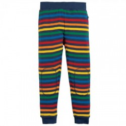 Leggings - Frugi - AW19 - drop 3 -  leap About Cuff - Rainbow Stripe - 2-3, 3-4, 4-5, 5-6, 6-7, 7-8, 8-9, 9-10y - new