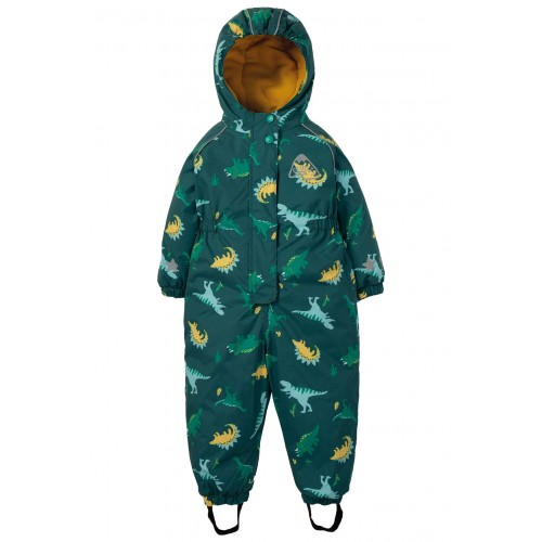 Outerwear - Frugi -  AW19 - Explorer  Waterproof - All in one  - Dino - 1-2, 2-3, 3-4, 4-5 - new