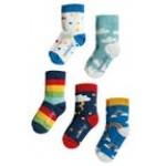 Socks - Frugi - Socks in a box - weather  - UK 6-8, UK 9-12. UK 13-2, UK 3-5 - sale offer