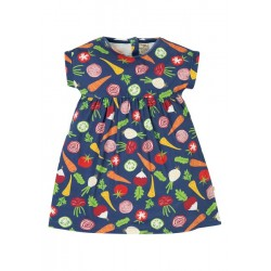 Dress - Frugi - AW19 - Homegrown - Felicity -  on the way