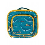 Lunch Bag - Frugi - Pack a Snack Lunch Bag - Whales