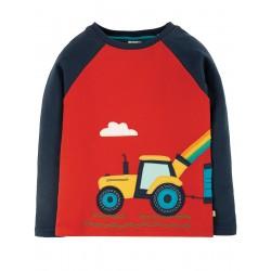 Top - Frugi - Albert - Tractor - AW20 - NEW