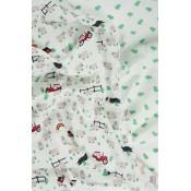 Blankets - bibs - sock ons - muslins