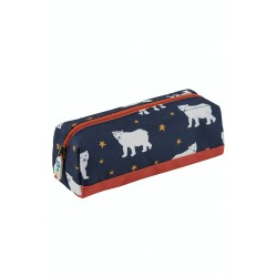 Pencil Case - Frugi -  Polar Bears - sale