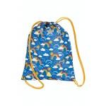 Bag - FRUGI - Good to go  - drawstring bag  -  Rainbow Skies - AW21 - NEW - sale promotion