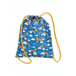 Bag - FRUGI - Good to go  - drawstring bag  -  Rainbow Skies - sale
