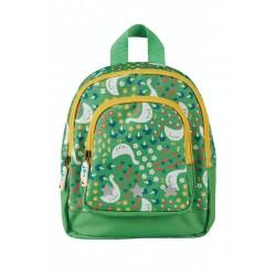 Bag - Frugi - Little Adventurers Backpack - Springtime Geese - sale