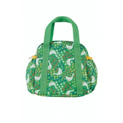 Bag - Frugi - Pack A Picnic Lunch Bag - Springtime Geese - last one - sale