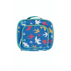 Bag - Frugi - Pack a Snack - Lunch Bag - Rainbow Flight - AW21 - NEW - sale promotion