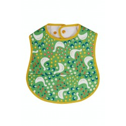 BIB - Frugi - Spick and Span -Springtime Geese - sale