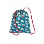 Bag - FRUGI - Good to go  - drawstring bag  -  Sail the Seas - AW21 - NEW - sale promotion
