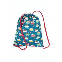 Bag - FRUGI - Good to go  - drawstring bag  -  Sail the Seas - sale