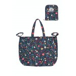 Bag - Frugi - Pack away Tote bag -  Mountainside Floral - AW21 - NEW