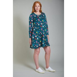 Adult - Frugi - Dress - Nichole Maternity Dress- ladies size UK 8, 10, 12, 14, 16, 18 - 1 x of each size -  sale