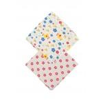 Muslin - Frugi - 2 pack - Duck waddle flower - last one - sale