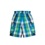 Shorts - FRUGI Check Shorts - Green/Blue Multicheck in sale 2-3, 2-3, 5-6