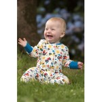 Babygrow - Frugi Farm friends - 12-18m - sale