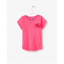 Top - Joules Baby Corita Neon Candy  - SALE 6-9, 9-12, 12-18, 18-24