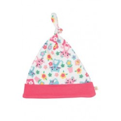 Hat - Frugi - Cats Friends  0-3 m -sale