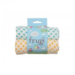 Muslin - Frugi - 2 pack - Sunny Days
