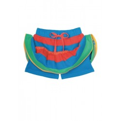 Skort - Rainbow Stripe in SALE  3-6, 6-12m