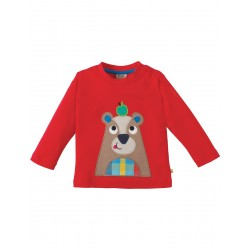 Top - Frugi Little Discovery - Bear - 12-18,  sale
