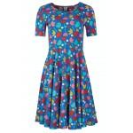 ADULT - Frugi - Grown up - Skater Dress - Lotus Bloom - SS21 -  sale