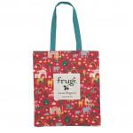 Bag - Frugi - Large Tote Bag - True Red India - SS21