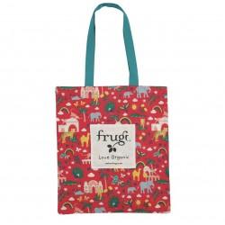 Bag - Frugi -Tote  - True Red India