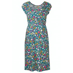 Adult - Frugi - Spring Maternity Nursing Smocked Dress -  Flower Valley -ladies UK - size 10, 12, 14 and 16 in  sale