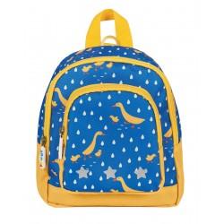 Bag - Frugi - Little Adventurers Backpack - Yellow Runner Ducks  -  last one - sale