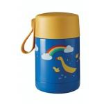 Flask - Frugi - Yummy Insulated Food Flask - Ducks - 450 ml - SS21  - sale